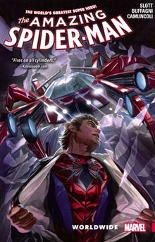 AMAZING SPIDER-MAN WORLDWIDE TP VOL 02