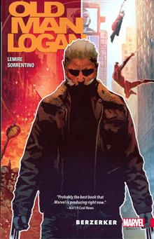 WOLVERINE OLD MAN LOGAN TP VOL 01 BERZERKER