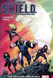 AGENTS OF SHIELD TP VOL 01 COULSON PROTOCOLS