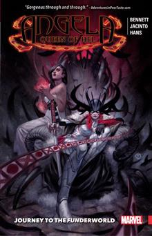 ANGELA QUEEN OF HEL TP JOURNEY TO FUNDERWORLD