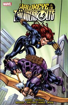 HAWKEYE AND THUNDERBOLTS TP VOL 02