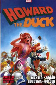 HOWARD THE DUCK TP COMPLETE COLLECTION VOL 03