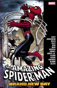 SPIDER-MAN BRAND NEW DAY COMPLETE COLLECTION TP VOL 02