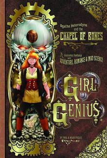 GIRL GENIUS TP VOL 08 AGATHA & CHAPEL OF BONES NEW PTG (OCT1