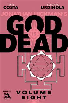 GOD IS DEAD TP VOL 08 (MR)