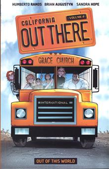 OUT THERE TP VOL 02