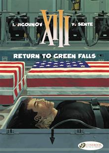 XIII CINEBOOK ED GN VOL 21 RETURN TO GREENFALLS