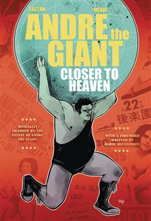 ANDRE THE GIANT GN CLOSER TO HEAVEN (MR)