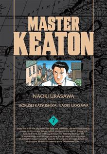 MASTER KEATON GN VOL 07 URASAWA