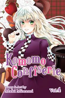 KOMOMO CONFISERIE GN VOL 04
