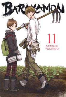 BARAKAMON GN VOL 11