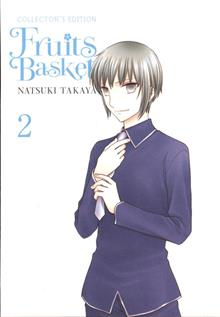 FRUITS BASKET COLLECTORS ED TP VOL 02