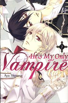HES MY ONLY VAMPIRE GN VOL 07