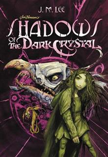JIM HENSONS SHADOWS OF DARK CRYSTAL YA NOVEL #1