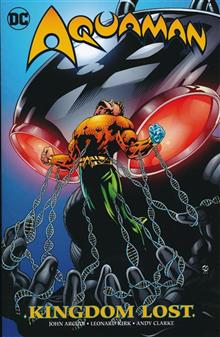 AQUAMAN KINGDOM LOST TP