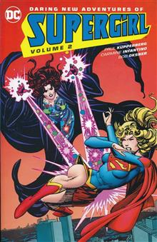DARING ADVENTURES OF SUPERGIRL TP VOL 02
