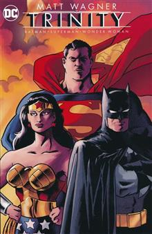 BATMAN SUPERMAN WONDER WOMAN TRINITY TP NEW EDITION