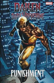DAKEN DARK WOLVERINE TP PUNISHMENT