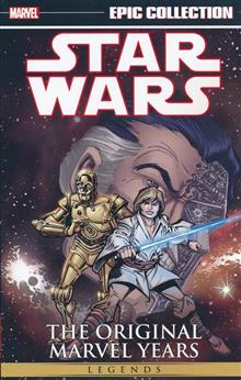 STAR WARS LEGENDS EPIC COLL ORIGINAL MARVEL YEARS TP VOL 02