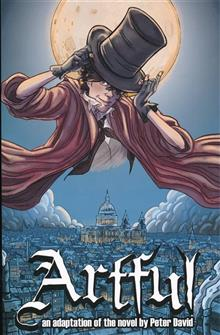 PETER DAVID ARTFUL TP VOL 01