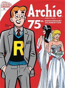 ARCHIE 75TH ANNIV DIGEST #11