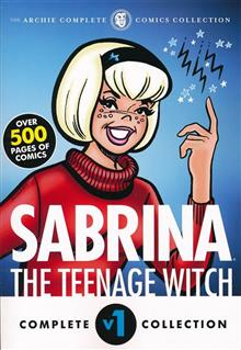 SABRINA THE TEENAGE WITCH COMP TP 1962-1971 (RES)