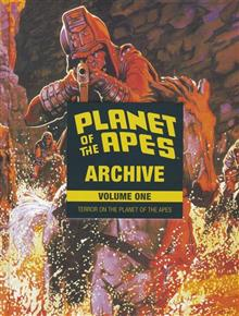 PLANET OF APES ARCHIVE HC VOL 01