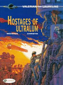 VALERIAN GN VOL 16 HOSTAGE OF ULTRALUM