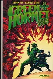 GREEN HORNET REIGN OF THE DEMON TP