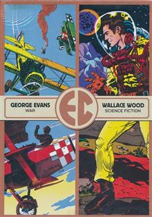 EC COMICS FOUR HC SLIPCASE VOL 03