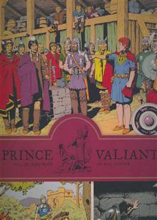 PRINCE VALIANT HC VOL 15 1965-1966