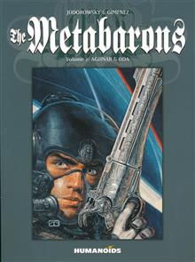 METABARONS GN VOL 02 (OF 4) AGHNAR AND ODA (MR)