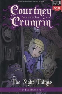 COURTNEY CRUMRIN TP VOL 01 NIGHT THINGS (SQ1)