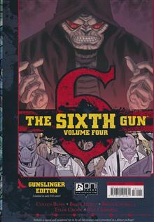 SIXTH GUN GUNSLINGER ED HC VOL 04