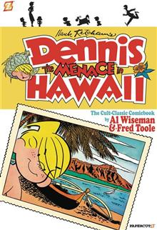DENNIS THE MENACE HC VOL 03 HAWAII (C: 0-0-1)