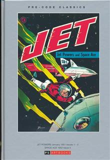 PRE CODE CLASSICS JET POWERS SPACE ACE HC VOL 01