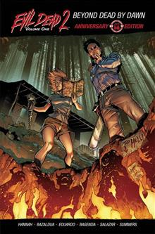 EVIL DEAD 2 DLX TP VOL 01 BEYOND DEAD BY DAWN 30TH ANN ED (C