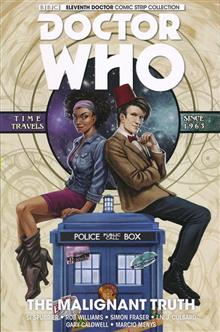 DOCTOR WHO 11TH TP VOL 06 MALIGNANT TRUTH