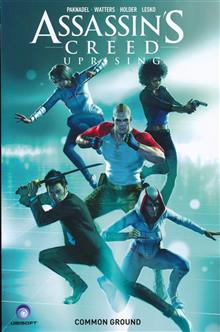 ASSASSINS CREED UPRISING TP