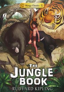 JUNGLE BOOK MANGA CLASSICS GN