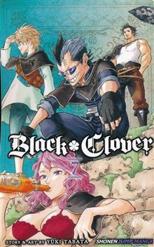 BLACK CLOVER GN VOL 07