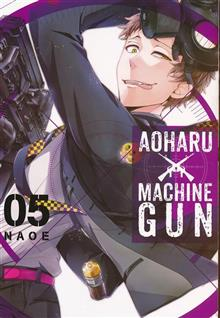 AOHARU X MACHINEGUN GN VOL 05