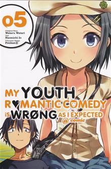 YOUTH ROMANTIC COMEDY WRONG EXPECTED GN VOL 05