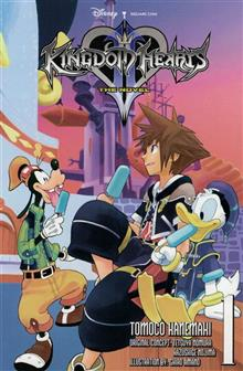 KINGDOM HEARTS II NOVEL