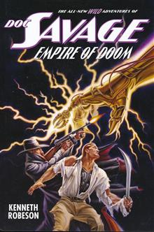 DOC SAVAGE NEW ADV SC EMPIRE OF DOOM