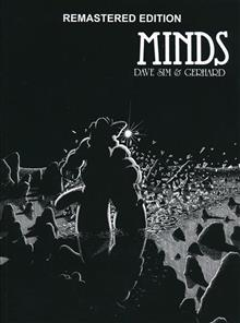 CEREBUS TP VOL 10 MINDS REMASTERED ED