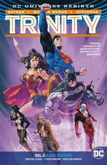 TRINITY TP VOL 03 DARK DESTINY REBIRTH