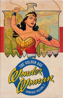 WONDER WOMAN THE GOLDEN AGE OMNIBUS HC VOL 03
