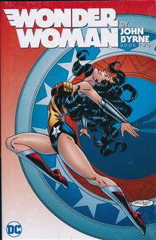 WONDER WOMAN BY JOHN BYRNE HC VOL 02