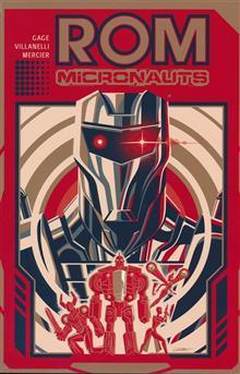 ROM & THE MICRONAUTS TP